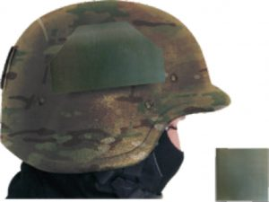 patch d'identification thermique pour casque