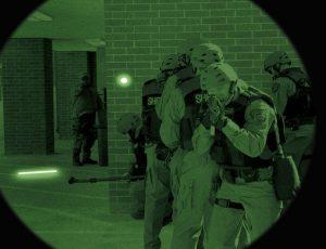 batons cyalume pour forces de l'ordre