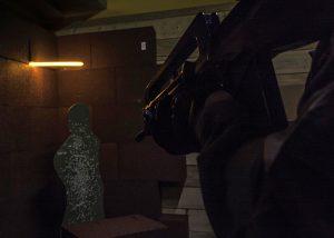 Marquage de cible avec bâtons 40cm Cyalume