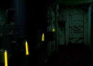 Éclairages pour opérations de maintenance sur cargos