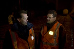 Identification individuelle des agents de maintenance ferroviaire de nuit