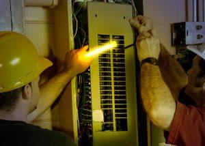 Lumière d'appoint pour entretien et maintenance industriels