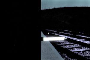 Marquage blanc des compteurs d'essieux et signaux latéraux