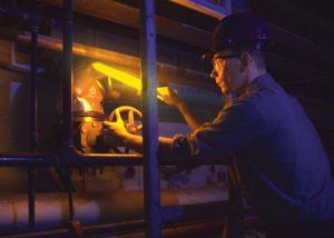 Lumière de maintenance sûre pour indiustrie offshore