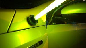 Éclairage autonome sans pile utile en cas de panne auto dans l'obscurite