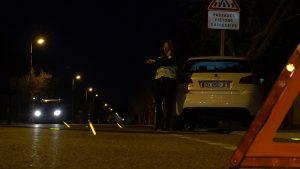 Balisage et marquage au sol en sécurité routière