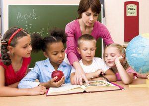 Boitier de bâtons lumineux: éclairages d'urgence dans les écoles