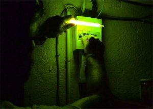 Éclairer de façn autonome et sans pile en cas de panne de courant