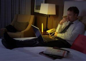 Gestion des risques des hôtels, protocole d'évacuation