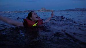 appel au secours en mer reperage lumineux