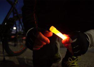 Éclairage et marquage lumineux pour activités outdoor