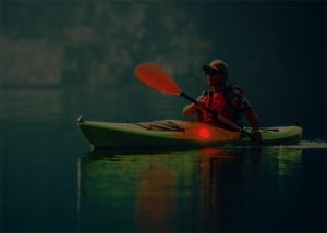 marquage lumineux pour sports nautiques
