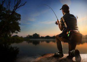 Bâton lumineux cyalume pour la pêche