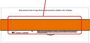 personnalisation totale emballage snaplight cyalume