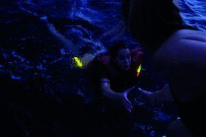 reperage lumineux marquage urgence localisation en mer
