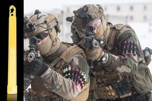 Cyalume remporte le contrat OTAN en 2018
