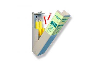 SEE System boitier pour lumière d'évacuation d'urgence