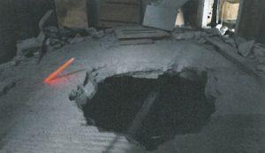 USAR ISAR utilisation de cyalume en sauvetage deblaiement