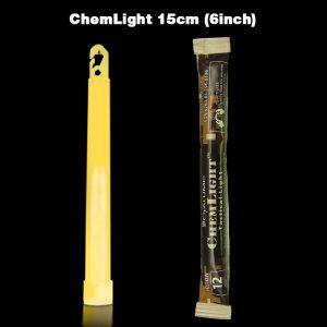 chemlight 15cm 6inch cyalume
