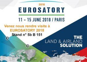 cyalume expose a eurosatory 2018