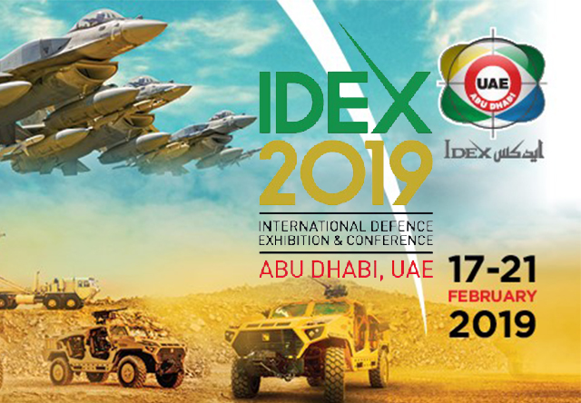 cyalume exhibits at idex 2019_UAE_Abu Dhabi
