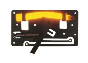 fil piege detecteur lumineux d intrusion pour baton cyalume