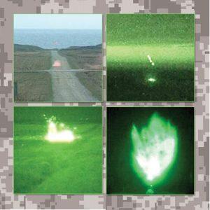 munition 40mm grenade exercice cyalume