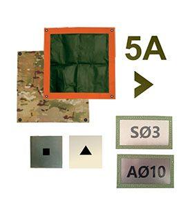 patchs et panneaux identification thermique ou fusion