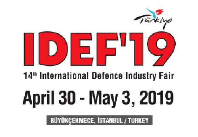 Cyalume exhibits at Idef 2019 Istambul turkey