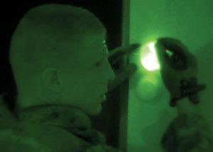 LightShape disque infrarouge marquage de cibles