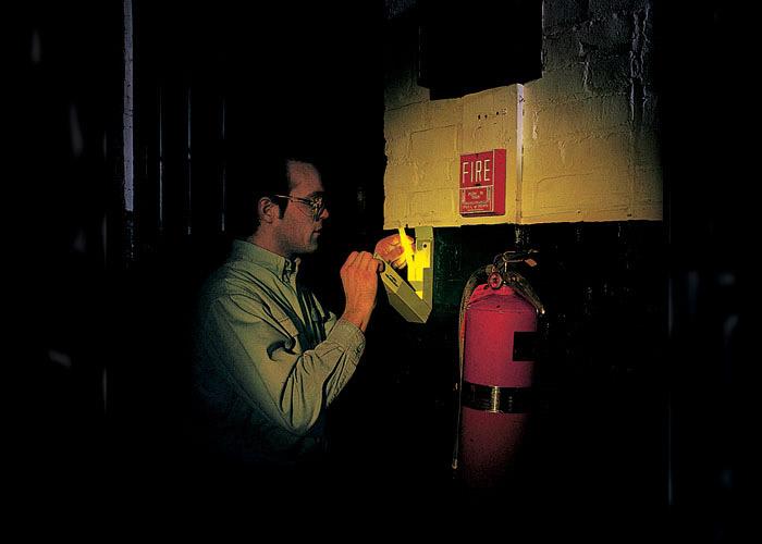 SEE system éclairage d'urgence pour évacuation