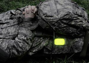 VisiPad lumière pour identification de personnel