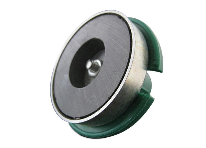 base magnetique securite pour fixer baton lumineux