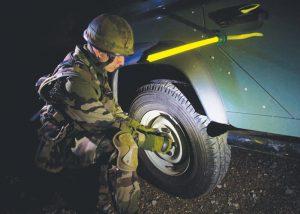 baton 40cm Non-Impact cyalume eclairage de secours