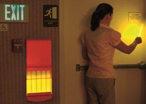 Bâton lumineux Lightstation pour évacuation