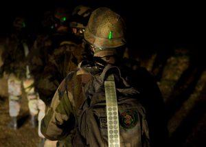 ceinture d'identification pour militaires