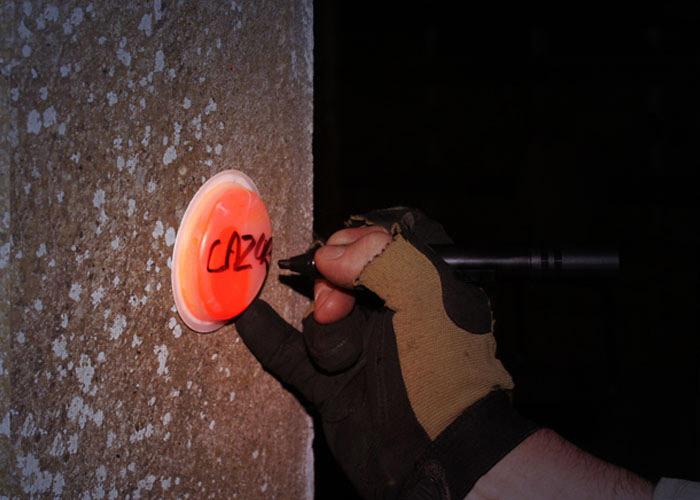 marqueur circulaire lumineux LightShape