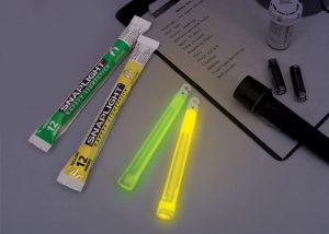 stick lumineux Cyalume SnapLight kit de secours
