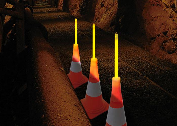 visibilite controle routier nocturne