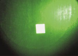 IFF carré infrarouge velcro