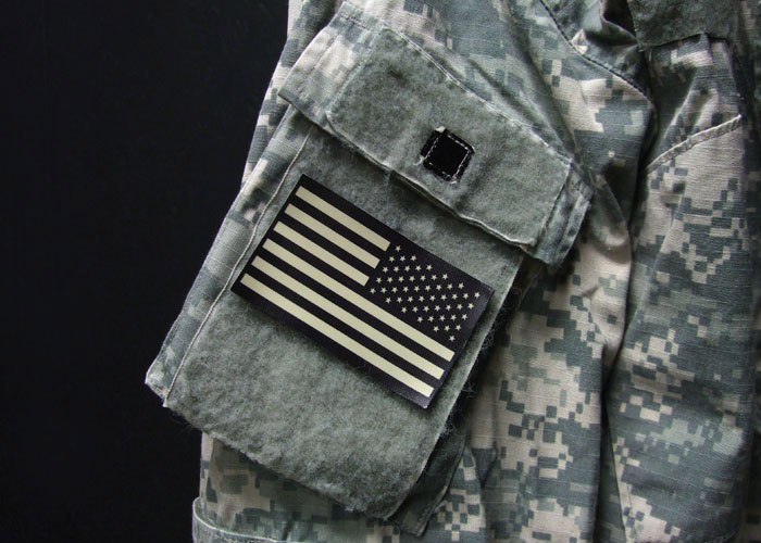 drapeau IR pour identification ami ennemi