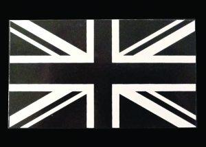 drapeau britannique infrarouge