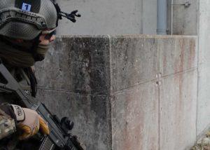 identification troupes militaires cyalume