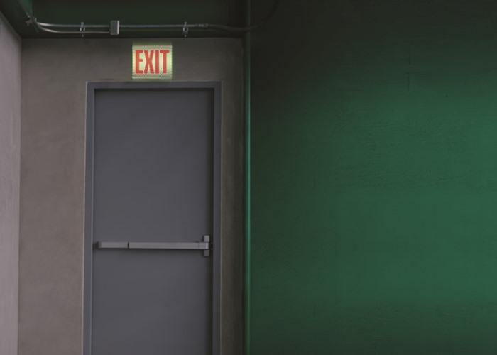 panneau de signalisation Cyflect retro reflechissant photoluminescent