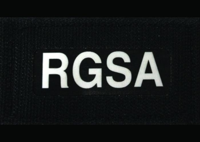 patch IR indicatif réversible