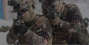 Éclairage tactique des armées et forces de l'ordre bâton lumineux cyalume