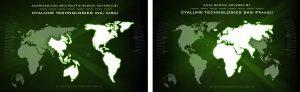 international cyalume presence through distributor network