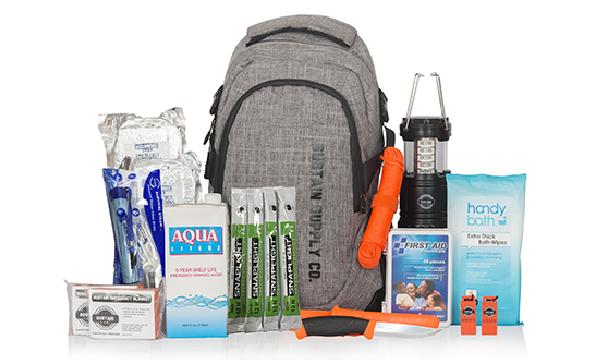 72h 2 people Essential 2 survival bag