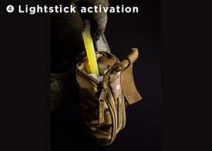cypouch lightstick activation cyalume holster