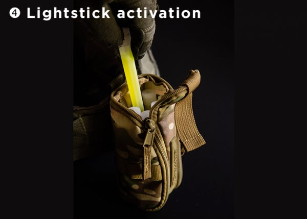 cypouch lightstick activation cyalume holster